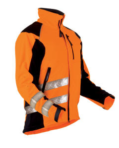 High Vee Chainsaw Jacket