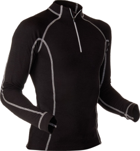 Maglia Merino Shirt Stretch-AIR